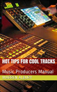 We are very proud to release our first book!Hot Tips for Cool Tracks,a quintessentialmanual for creating and producing music.